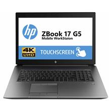HP ZBook 17 G5 Mobile Workstation - O Core i7 64GB 1TB With 512GB SSD 6GB 4K Touch Laptop
